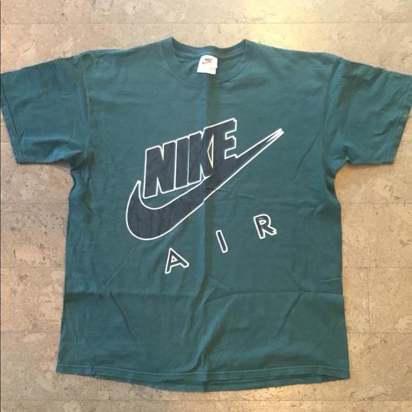 318fc879a Nike Shirts | Vintage Air Classic Logo T Shirt 90s Grail | Poshmark